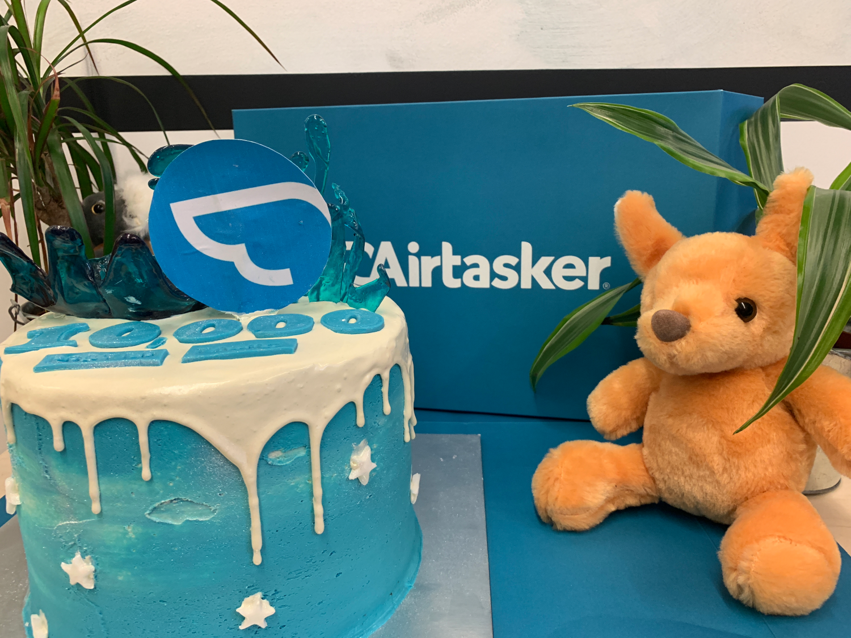 Airtasker Cake