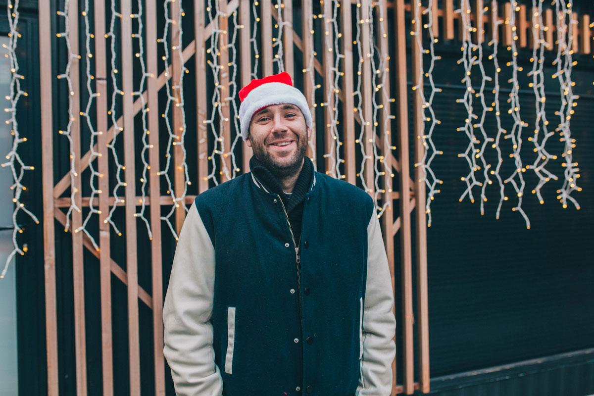 Jack aka Gordon Ramsay Christmas Airtasker personal chef