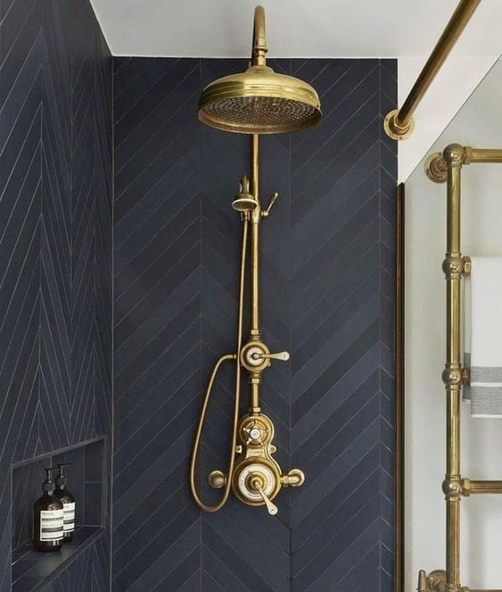 50 Beautiful Bathroom Tile Ideas Small Bathroom Ensuite Floor Tile Designs
