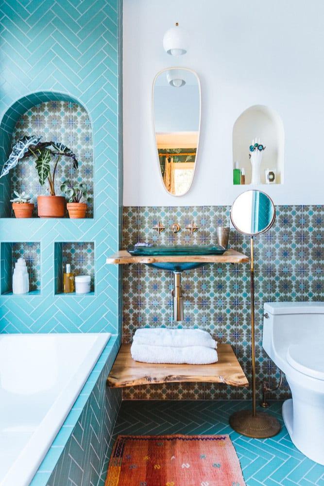 50 Beautiful bathroom tile ideas - small bathroom, ensuite ...