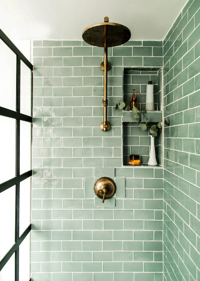 50 Beautiful Bathroom Tile Ideas
