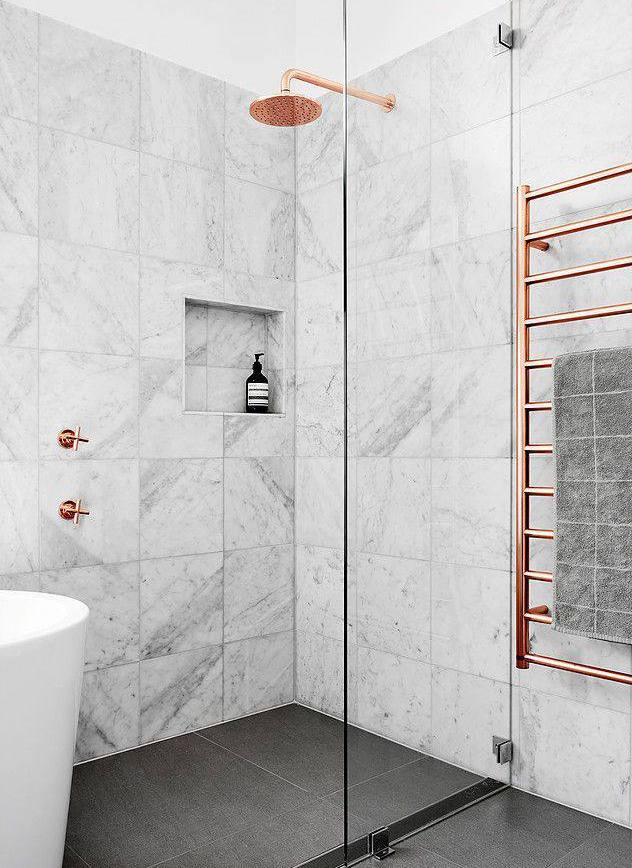 50 Beautiful Bathroom Tile Ideas Small Ensuite