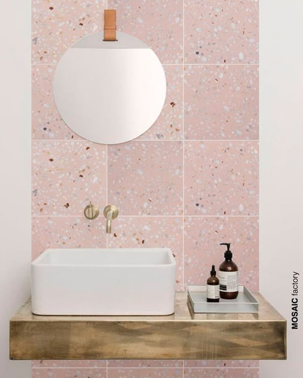 50 Beautiful Bathroom Tile Ideas Small Bathroom Ensuite