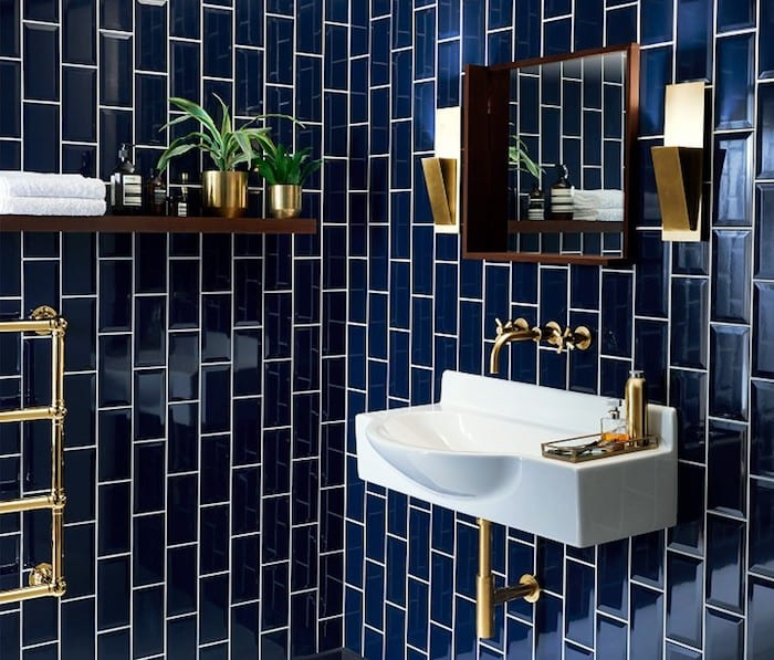 50 Beautiful Bathroom Tile Ideas Small Bathroom Ensuite Floor