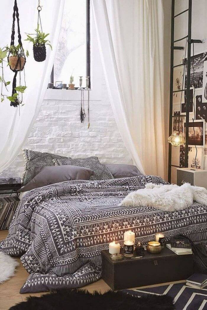 Bedroom-ideas-curtains
