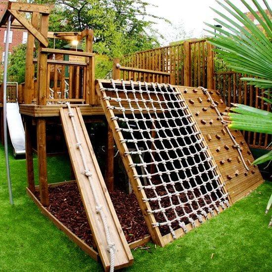 backyard-ideas-climbing-wall