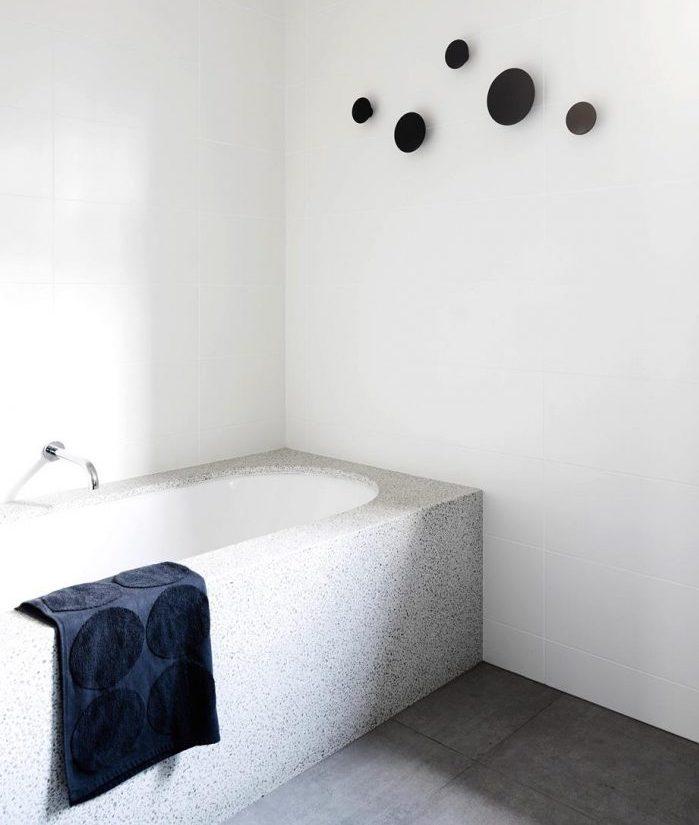 Inset bath idea