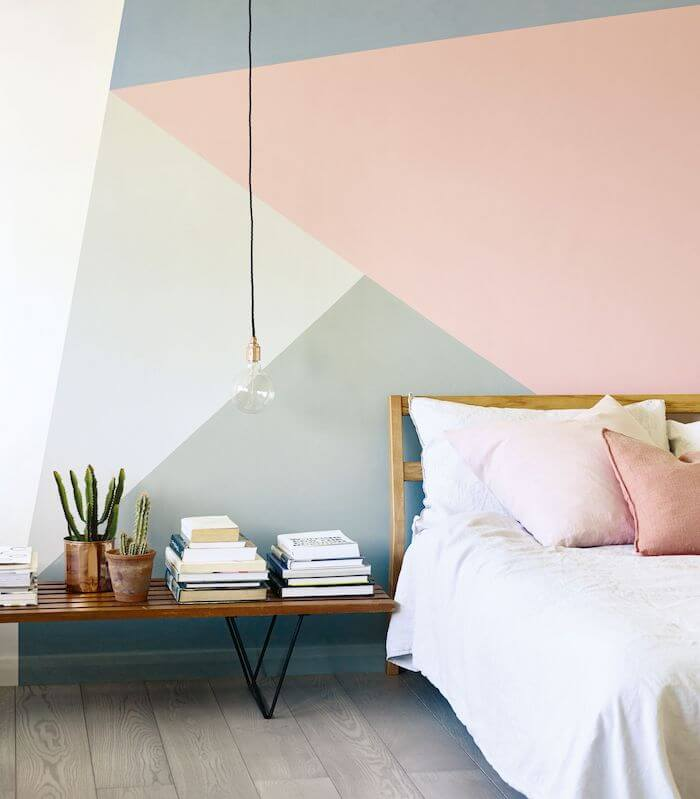 geometric-wall-paint