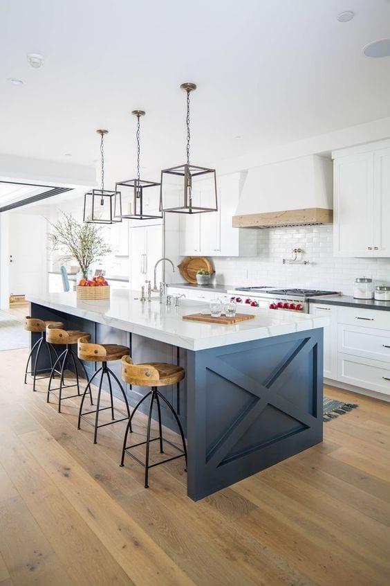 kitchen-ideas-painted-island-bench