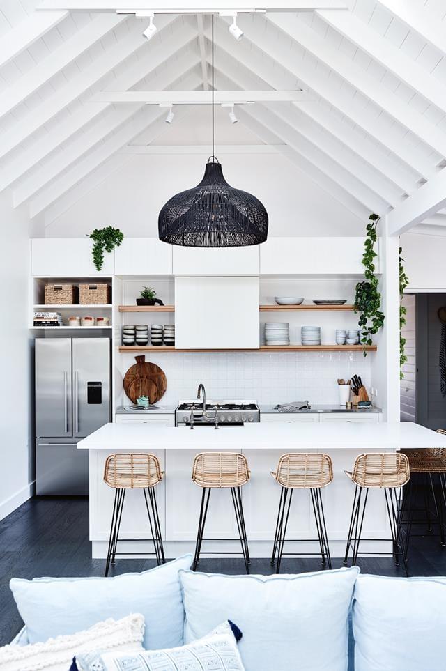 kitchen-ideas-rattan-pendant-light