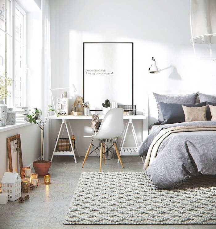 typography-artwork-bedroom-desk-white