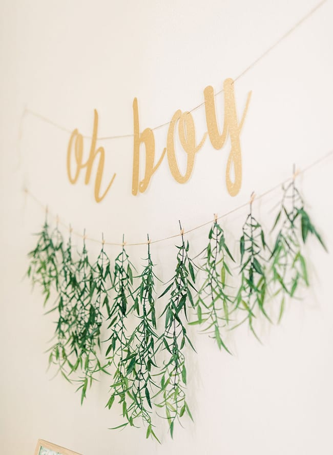 baby shower decorations for boys
