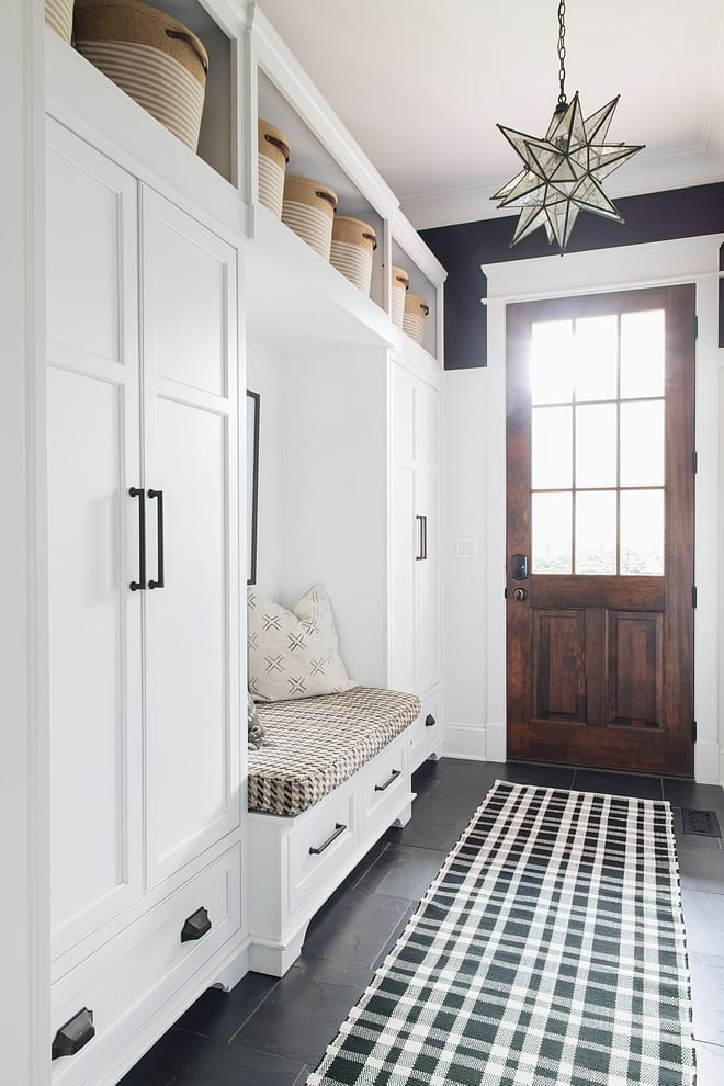 mudroom ideas joinery