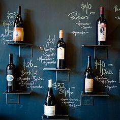wine buff mancave ideas