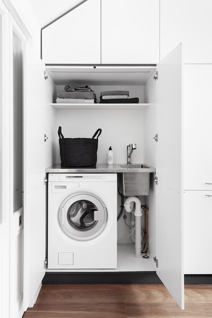 45 Lovely Laundry Ideas Small Laundry Design Storage Organisation