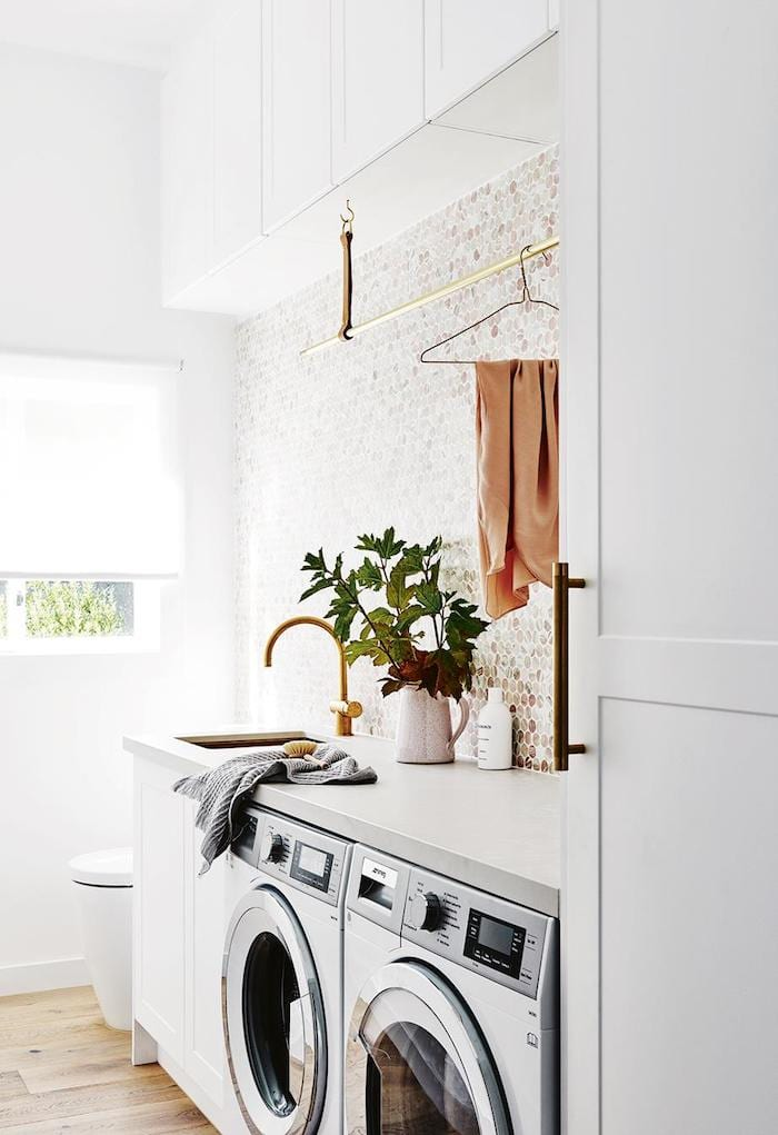 laundry-powder-room-combination