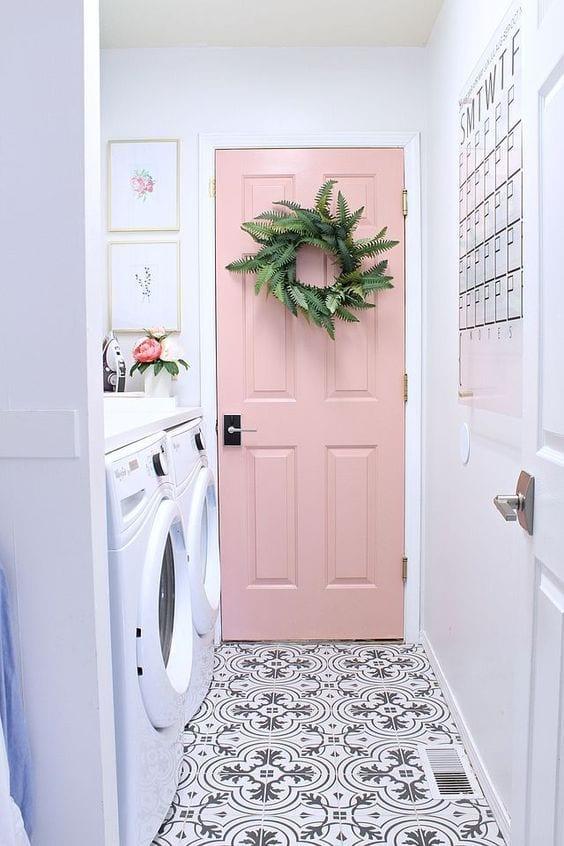 pink-laundry-door