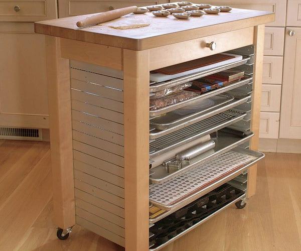 bakers trolley