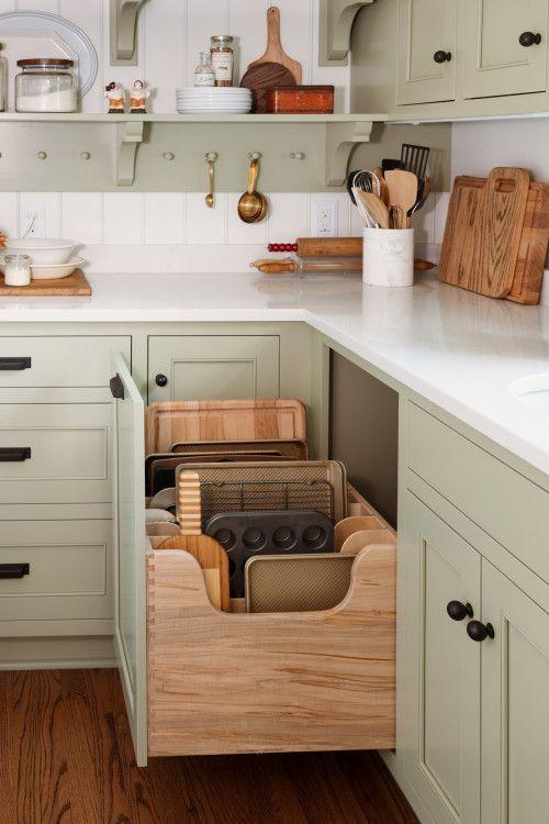 drawer dividers for kitchen storage