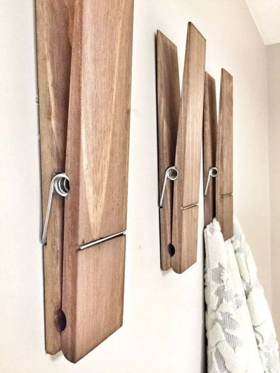 giant wall pegs