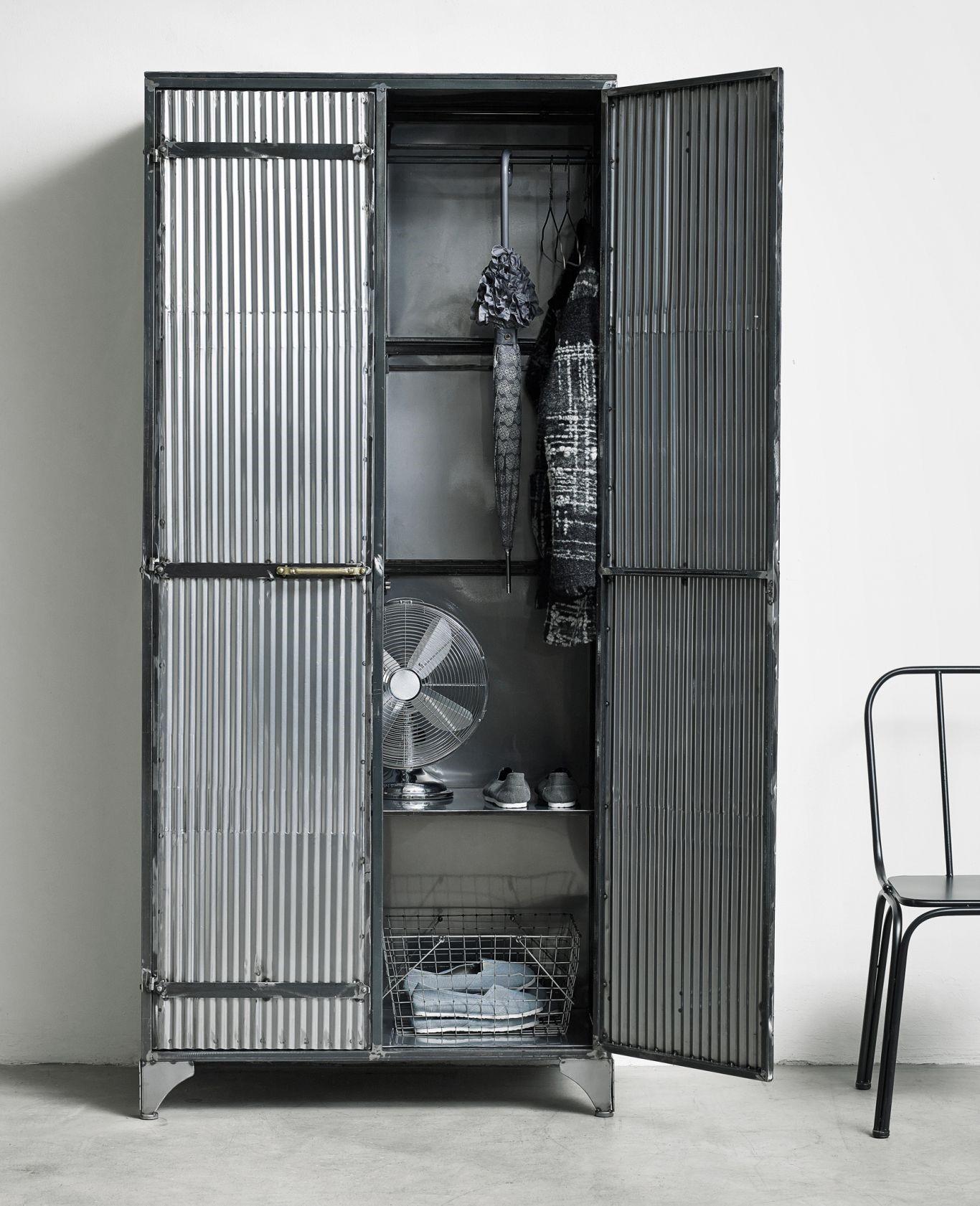 industrial shoe cupboard
