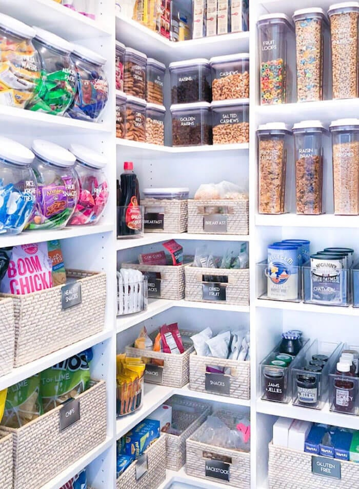 55 Kitchen Storage Ideas Pantry