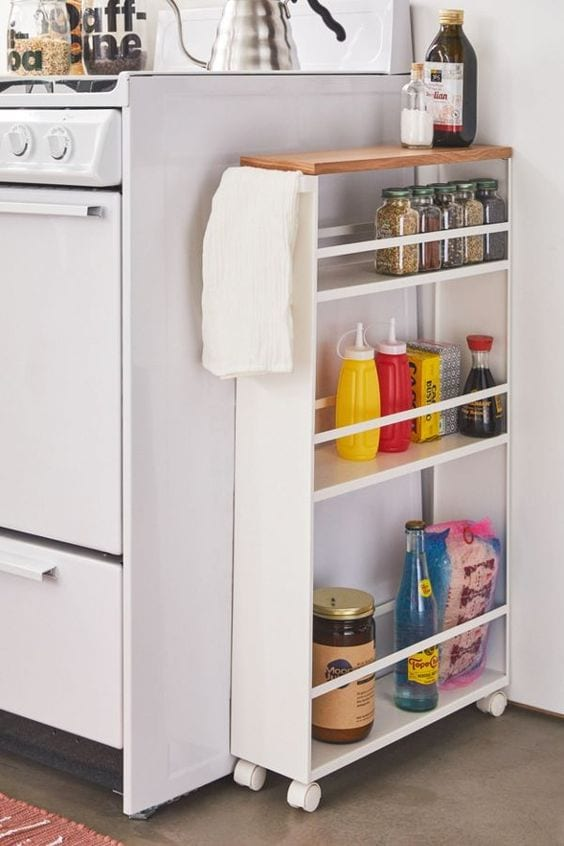 55 Kitchen Storage Ideas Pantry Organisation Small Kitchen Storage
