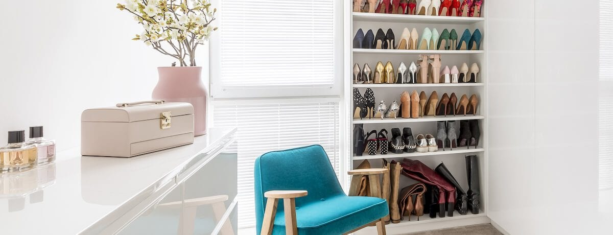 37 Simple shoe storage ideas and shoe organisers for your home