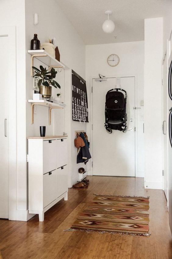 slimline hallway