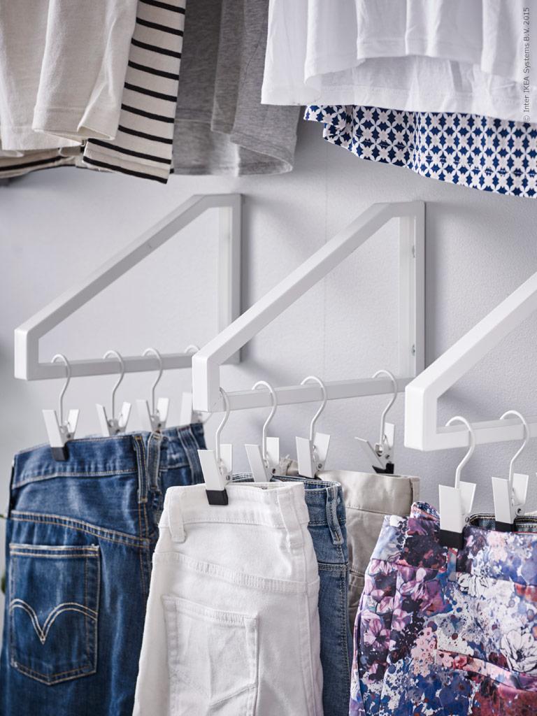 Hangers for hangers