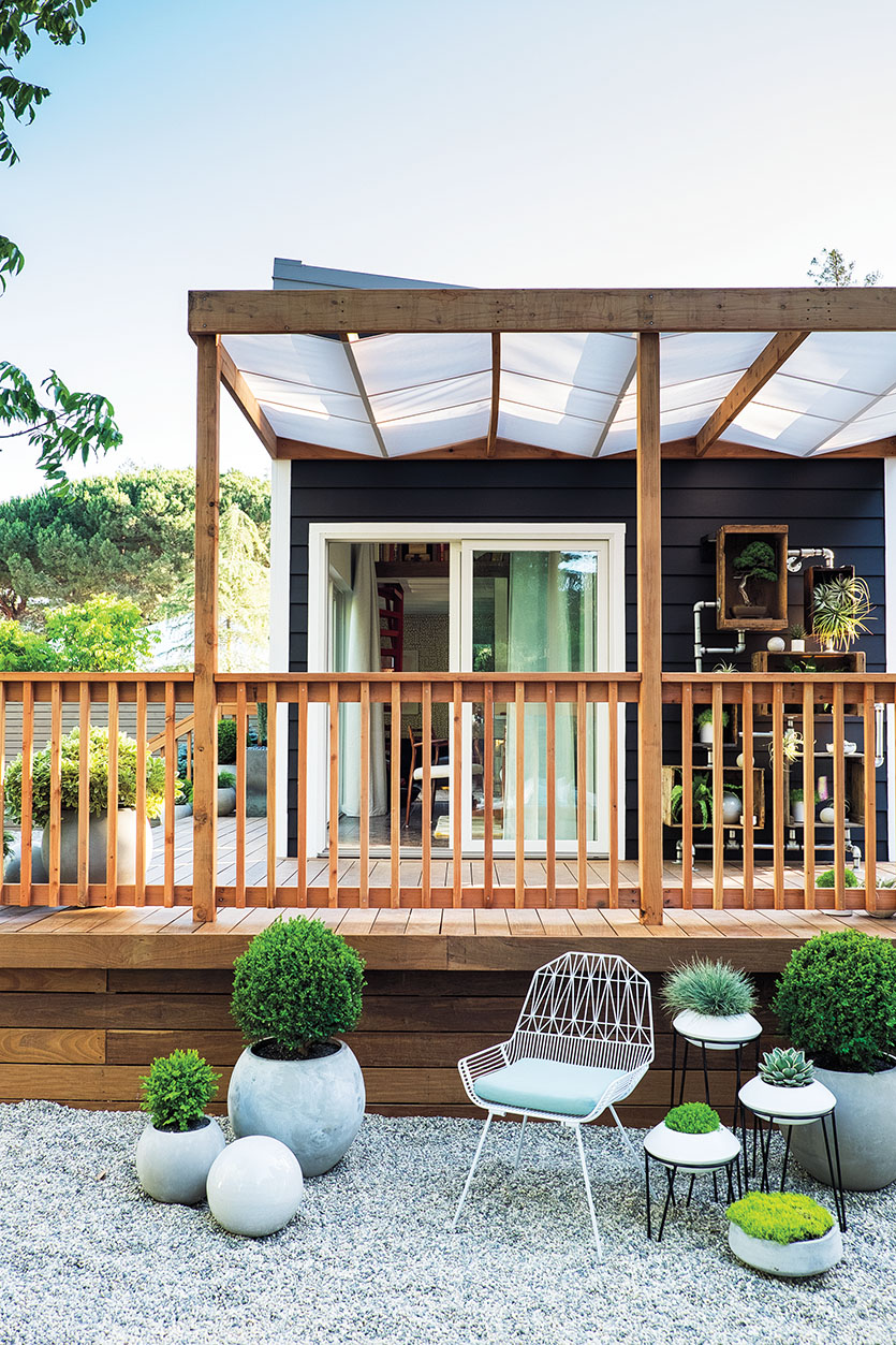 Sustainable deck