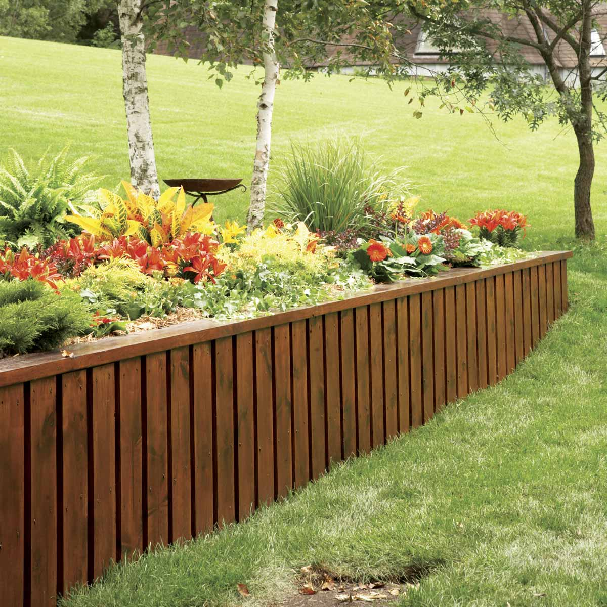 40 Retaining Wall Ideas For Your Garden Material Ideas Tips And