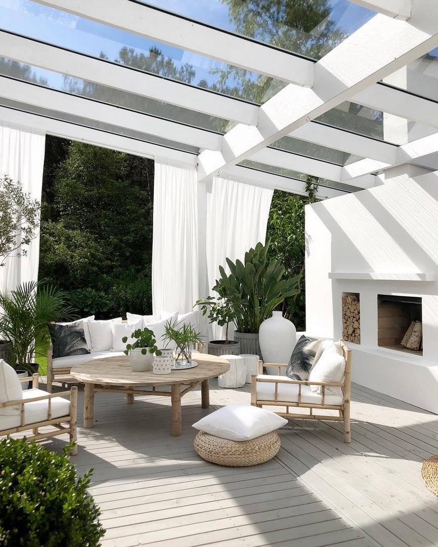 35 Amazing Alfresco Ideas Kitchens Seating And Small Alfresco Design