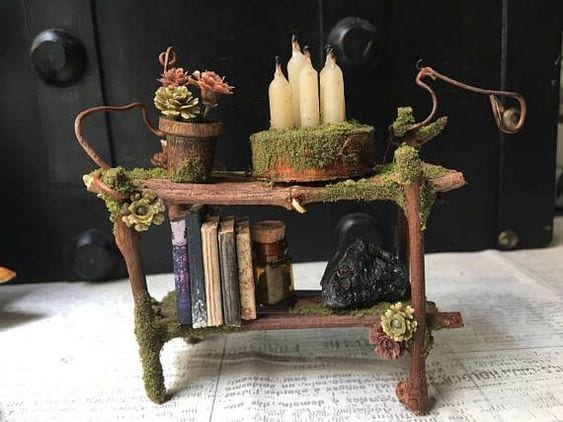 fairy workbench
