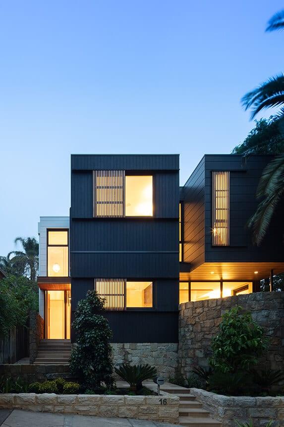 Light-filled home
