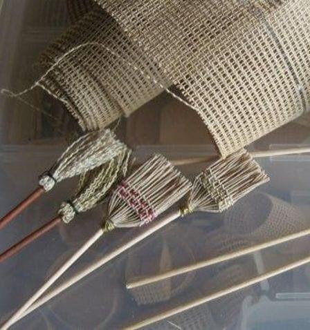 mini brooms