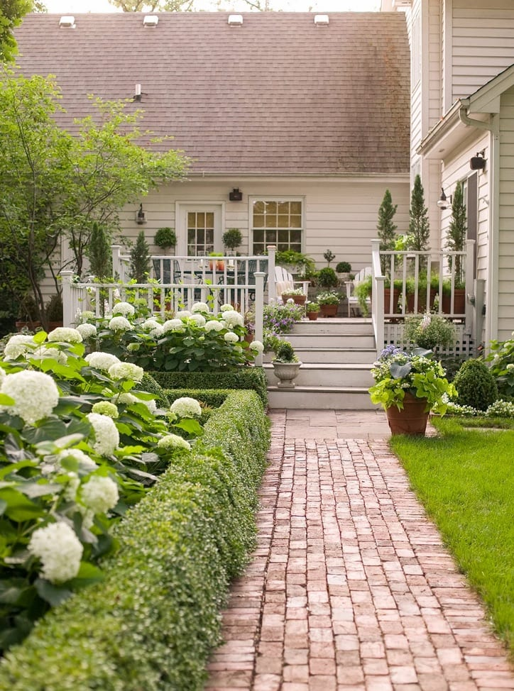 40 Fabulous Front Garden Ideas Low