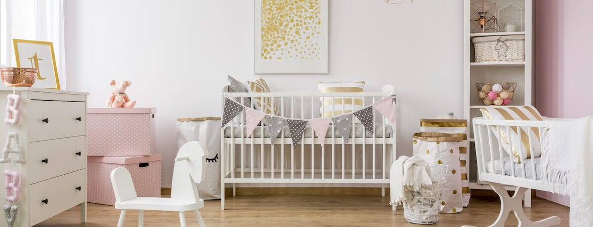 60 Nursery ideas – girl and boy nurseries, DIY and IKEA decorations