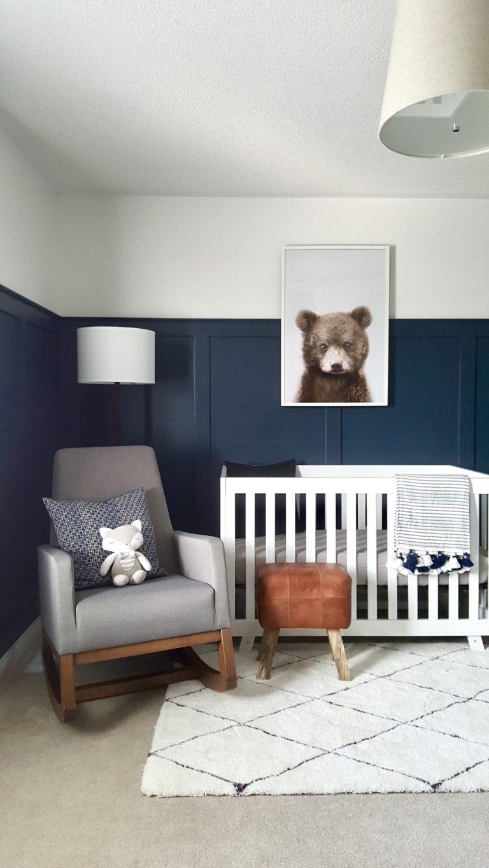 Woodland style nursery