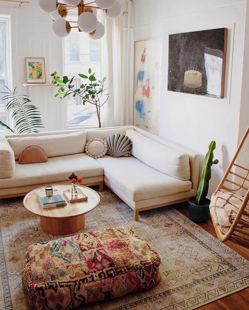 45+ bohemian living room ideas - boho decor and style