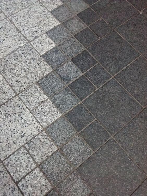 tonal gradient