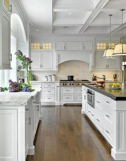 Hamptons kitchen