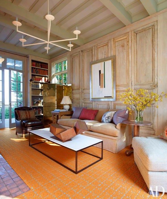 Light in living room