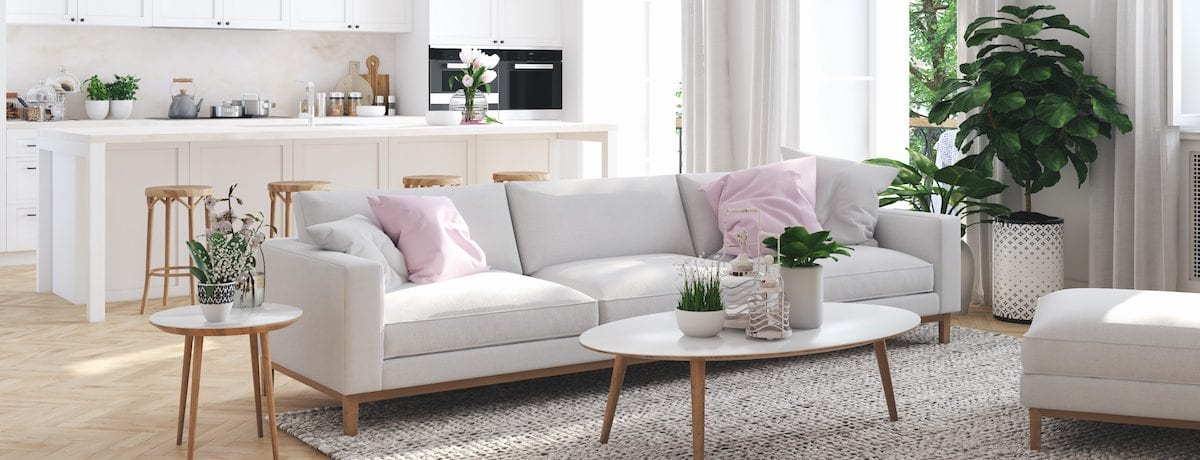 35+ Minimalist living room ideas – colours, furniture, and layouts