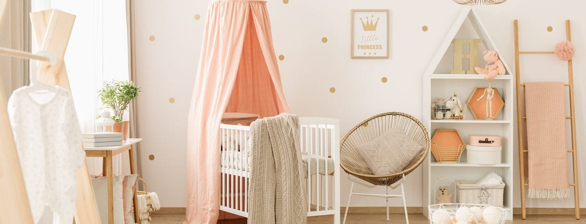 4 Stunning nursery styles for you and your new bub