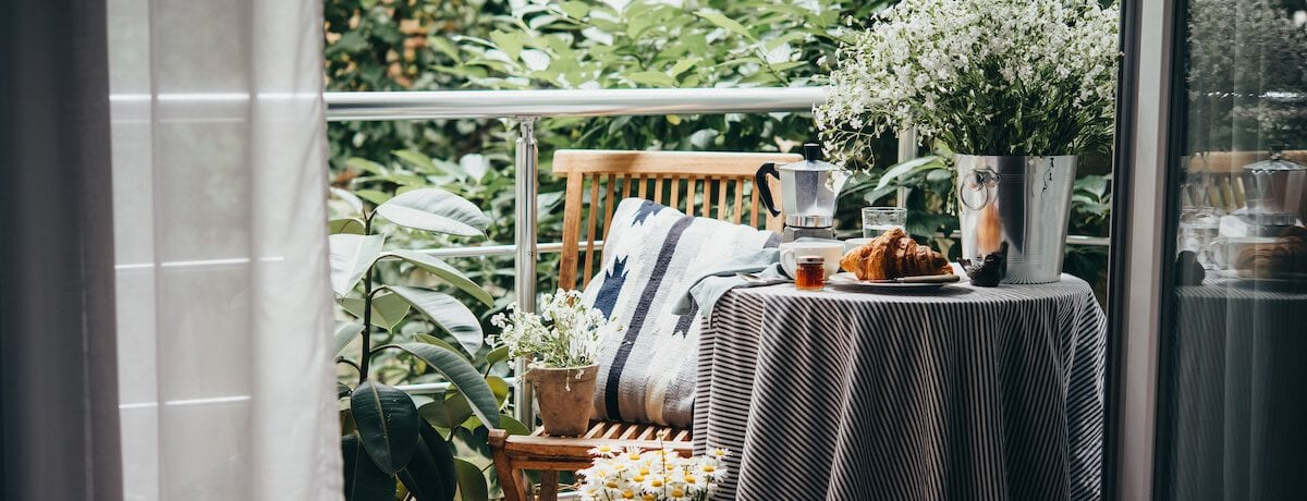 50+ Beautiful balcony ideas – furniture, garden and privacy designs
