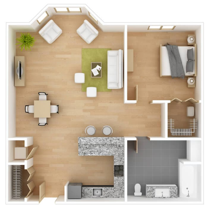 one-bedroom-apartment-house-plan