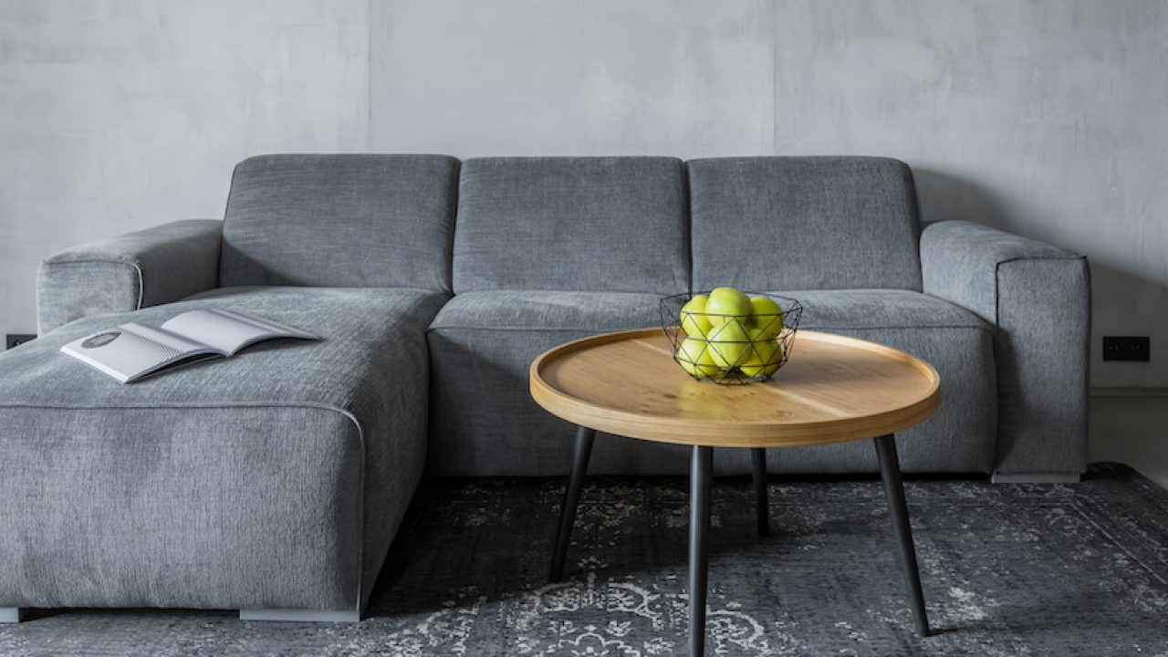 grey living room ideas - paint colours