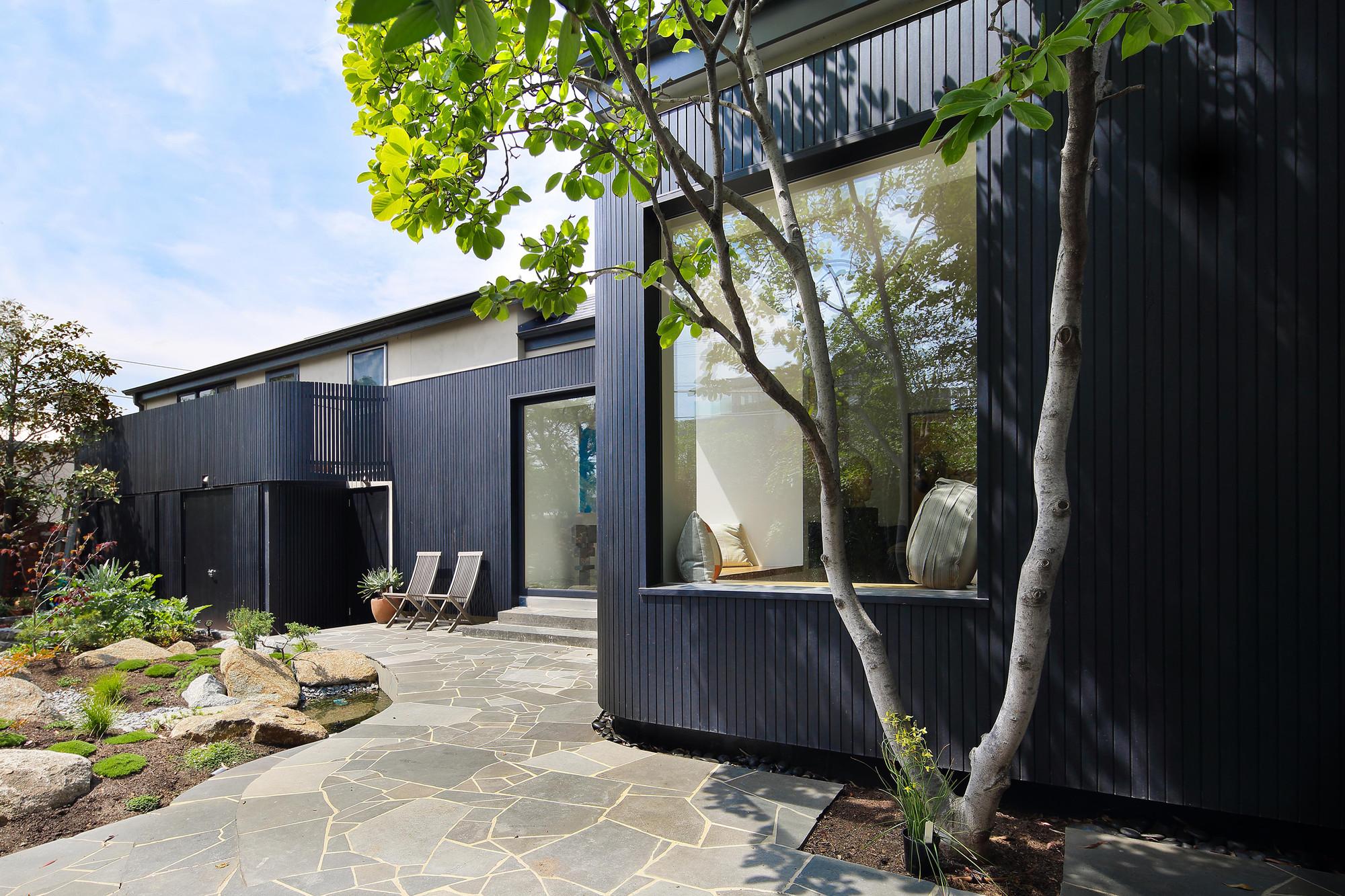stone pavers merton house