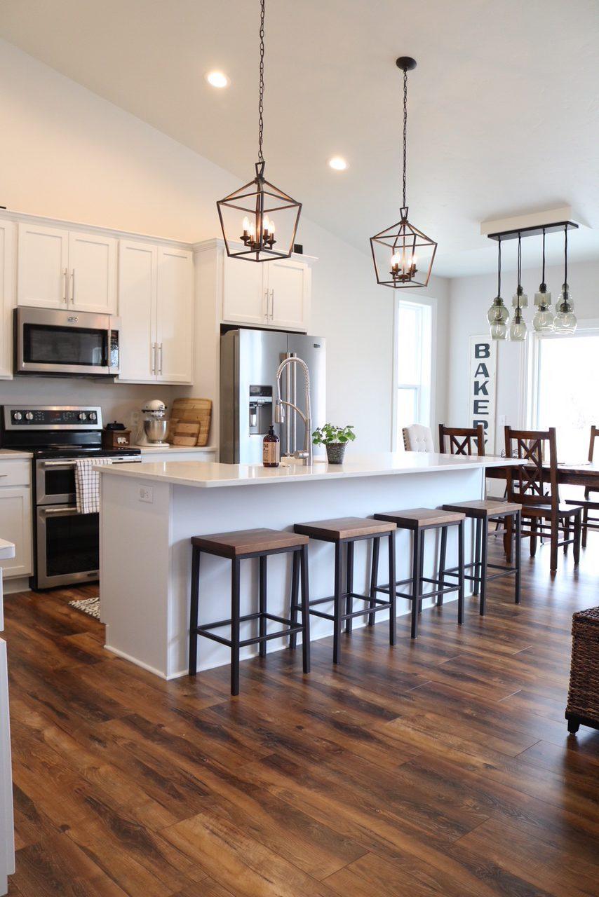 35 Fabulous Farmhouse Kitchen Decor Ideas Modern Farmhouse Kitchen